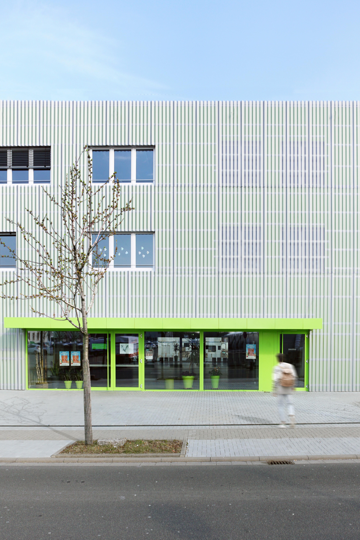 Architekten Landau arbeiten gemeindezentrum landau meyer architekten